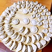 鲜扇贝饺子的做法图解3