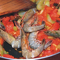 藏红花风味海鲜汤#十二道锋味复刻#的做法图解8