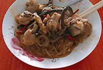 茶树菇炖鸡的做法