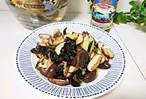 #李锦记旧庄蚝油鲜蚝鲜煮#蚝油香菇的做法