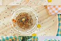香菇酿肉塔的做法