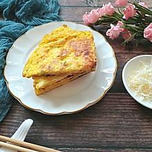 #餐桌上的春日限定#分分钟搞定的一道美味—银鱼煎蛋