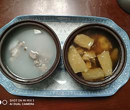 排骨炖汤的做法