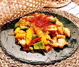 视频 酸甜芒果芭莎鱼柳 0基础一样做的美味的做法