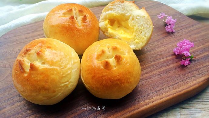 芝士小面包#长帝烘焙节(刚柔阁)#