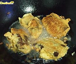 肉茄子饼的做法