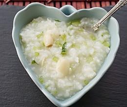 芹菜百合粥的做法