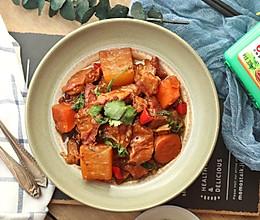 #下饭红烧菜#啤酒羊肉炖萝卜的做法