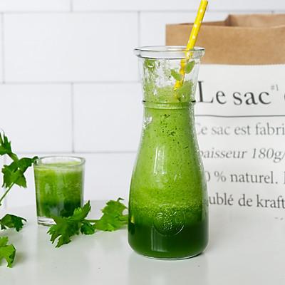 排毒芹菜汁的做法 步骤9