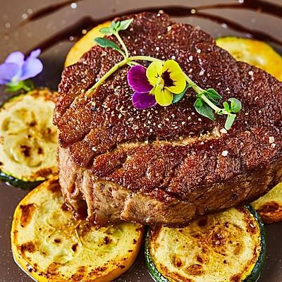 饭合 | 法式煎牛排