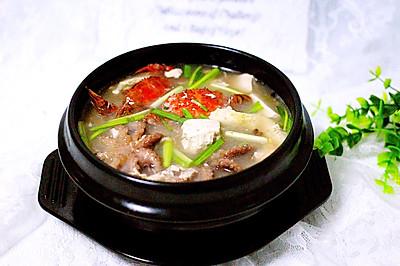 海鲜豆腐煲#厨此之外,锦享美味#