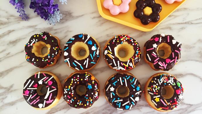 #硬核菜谱制作人#甜甜圈