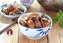#秋天怎么吃# 香菇腔骨一锅焖的做法