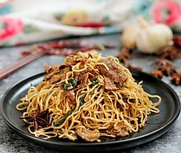 家常特色蒸面条 河南卤面的详细做法#每道菜都是一台食光机#的做法