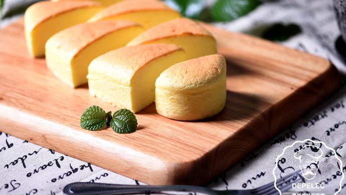 德普烤箱食谱——轻乳酪蛋糕