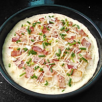 土豆培根披萨的做法图解11