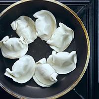 抱蛋煎饺   太阳猫早餐 的做法图解1