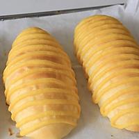 面包房里最受欢迎的毛毛虫面包#相约MOF#的做法图解17