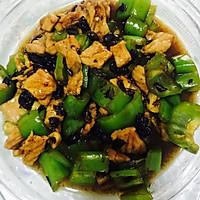 猪肉炒青椒的做法图解10