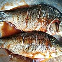 酱香烤鱼的做法图解6