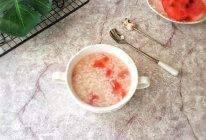 夏季不可缺少的冰镇美味~西瓜冰粥的做法