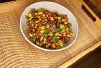 下饭小菜~黄豆炒肉沫的做法