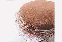 巧克力千层蛋糕(完胜awfully chocolate)的做法
