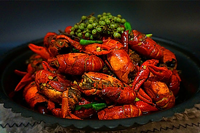 夏日狂欢---香辣小龙虾