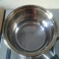 小白菜肉末汤的做法图解3