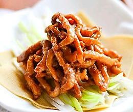 经典 · 京酱肉丝  #中秋宴,名厨味#的做法