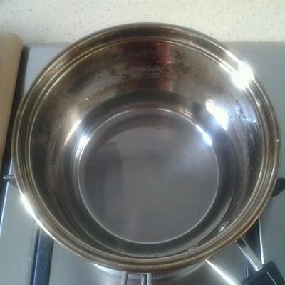 小白菜肉末汤的做法 步骤3