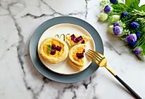 紫薯蛋挞#令人羡慕的圣诞大餐#的做法