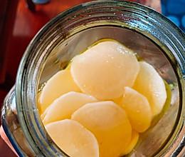 韩国黄萝卜|炸酱面萝卜|泡菜萝卜|寿司萝卜|日韩甜口配菜的做法