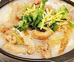 酥肉炖砂锅的做法
