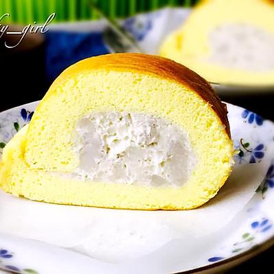 香芋蛋糕卷
