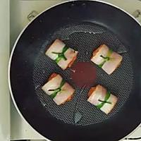 小羽私厨之培根三文鱼卷的做法图解6