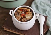 黄花菜排骨汤的做法