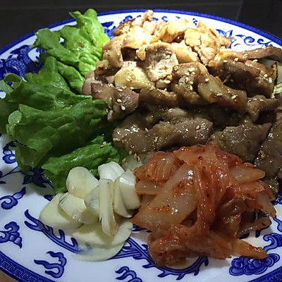 韩国烤肉——平底锅