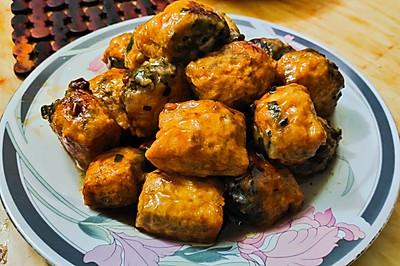 客家酿油豆腐