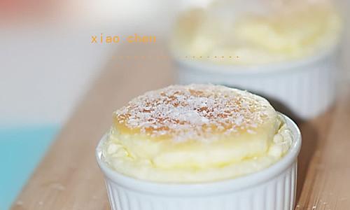 #味觉师#谁是你的舒芙蕾——舒芙蕾蛋糕的做法