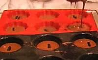 爆浆巧克力蛋糕的做法图解7