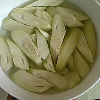 丝瓜蛋汤`的做法图解1