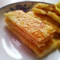 鸡蛋香米饼的做法图解5