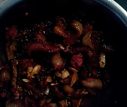 炒猪头肉的做法