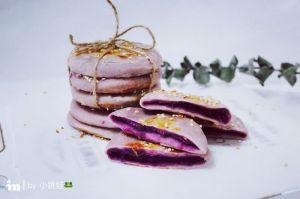 紫薯饼【图片】