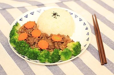 姜汁牛肉饭-迷迭香