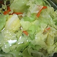 酸甜泡菜的做法图解5