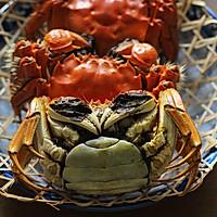 【清蒸大闸蟹】附:螃蟹挑选以及保存法的做法图解3