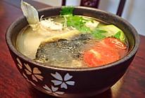 白汁豆腐河豚鱼汤的做法