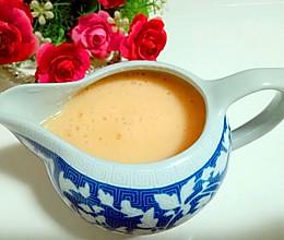 椰奶木瓜汁的做法